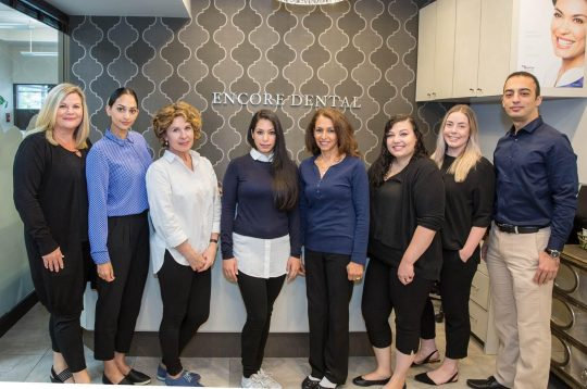 Encore Clinic Dental Team